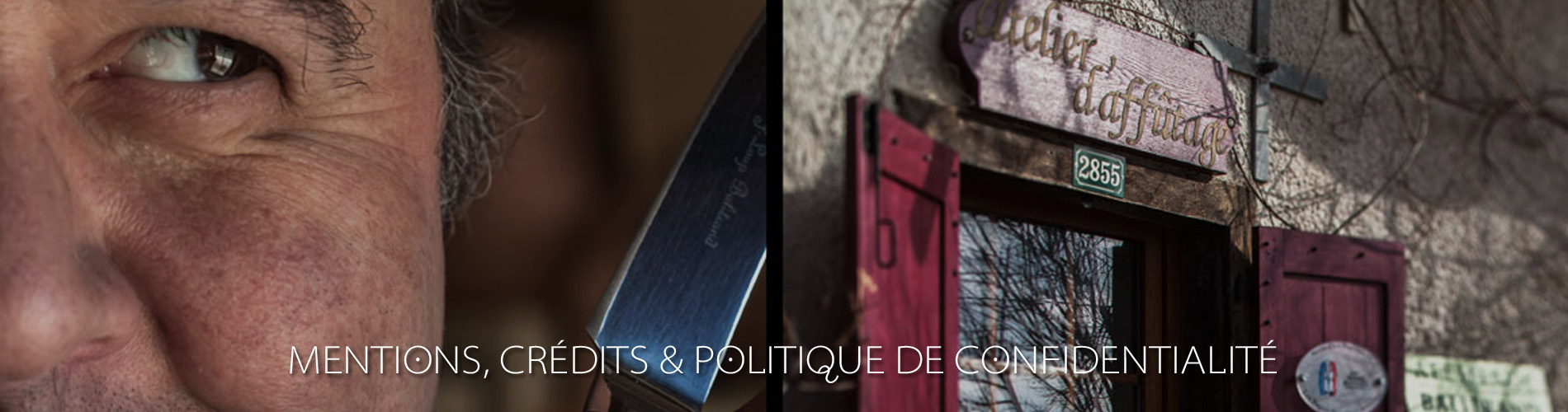 Conseils d'entretien couteaux de cuisine et table - Jean-Loup Balitrand
