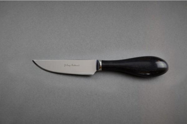 Couteau mandrin ébène- Jean-Loup Balitrand - Coutelier - 73240 Saint-Genix-les-Villages