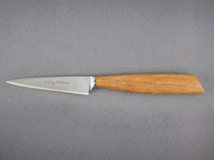 Couteau office bois de chartreuse - Jean-Loup Balitrand - Coutelier - 73240 Saint-Genix-les-Villages