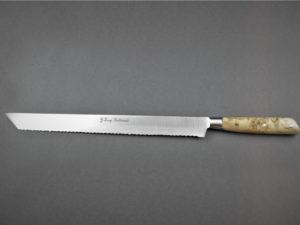 pate croute katana bouleau madre - Jean-Loup Balitrand - Coutelier - 73240 Saint-Genix-les-Villages